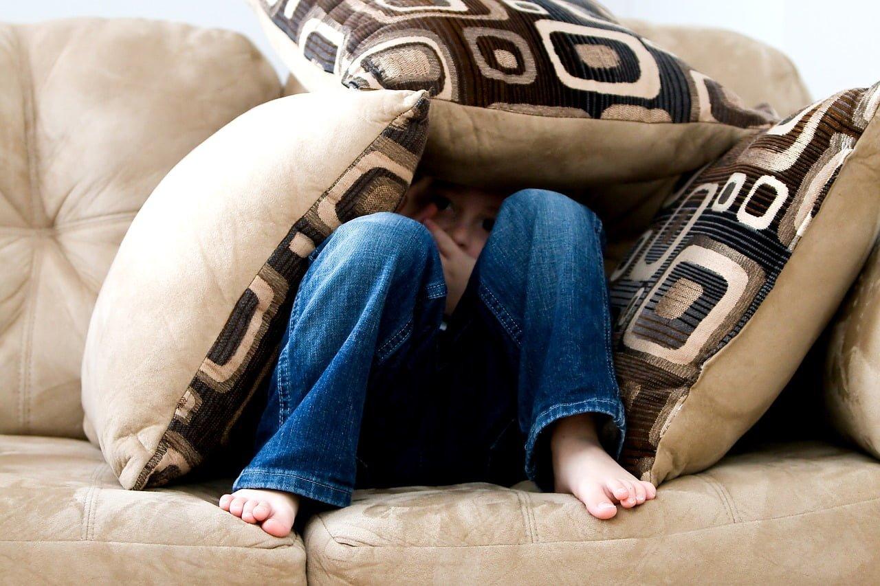 Jak pokonać lęki u dziecka?