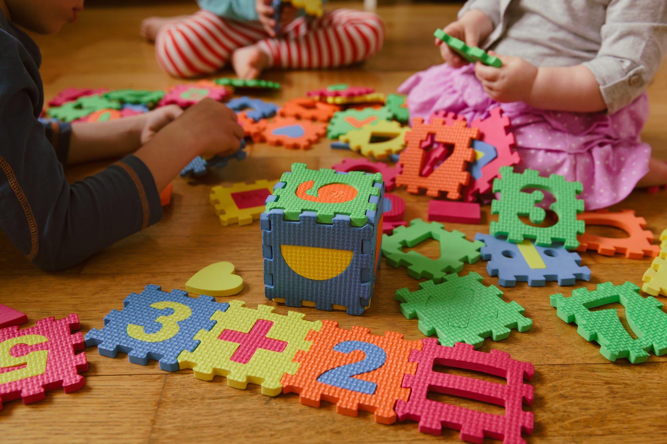 Puzzle 3d – kreatywna rozrywka dla małych i dużych