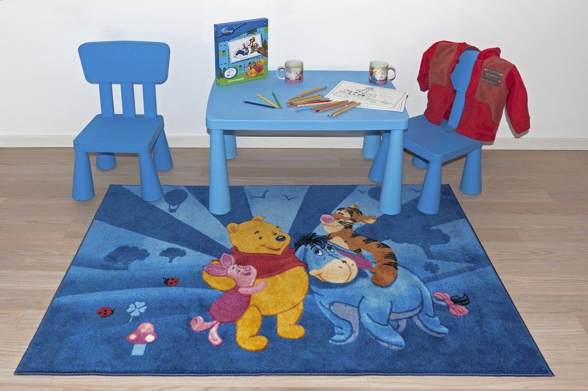 Dywan w pokoju dziecka. Jaki sprawdzi się najlepiej?