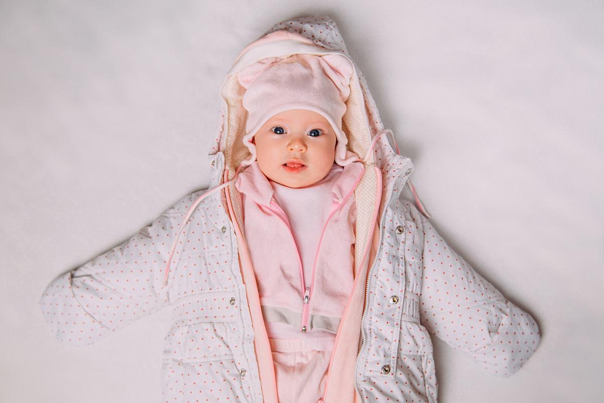Ubranka dla noworodka – kompletowanie wyprawki